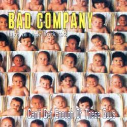 Bad Company - Movin' On