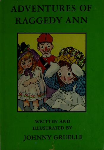 The Adventures Of Raggedy Ann by RH Value Publishing