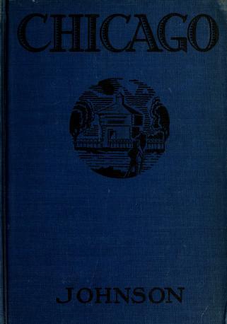Cover of: Chicago | William H. Johnson