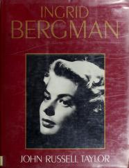 Cover of: Ingrid Bergman | Taylor, John Russell.