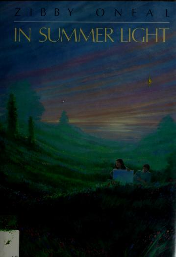 Cover of: In summer light | Zibby Oneal