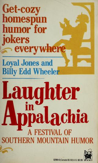 Cover of: Laughter in Appalachia | Loyal Jones