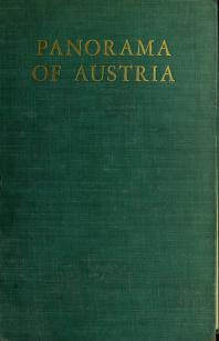 Cover of: Panorama of Austria by Reynolds, James